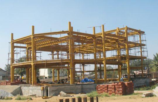 Steel Structures 9